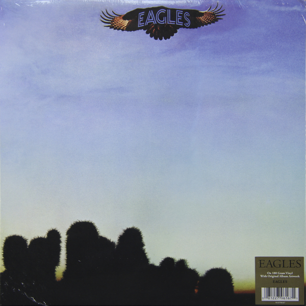 Eagles Eagles - Eagles (180 Gr) eagles hotel california cd