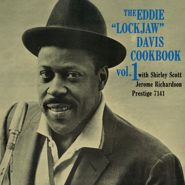 Eddie lockjaw Davis - Cookbook