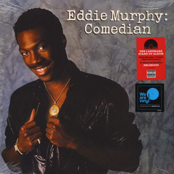 Eddie Murphy Eddie Murphy - Comedian (35th Anniversary) murphy james j sermons on various subjects