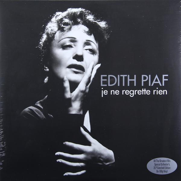 Edith Piaf - Je Ne Regrette Rien (2 LP)