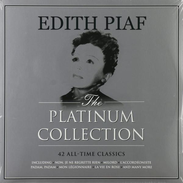 цена на Edith Piaf Edith Piaf - Platinum Collection (3 Lp, Colour)