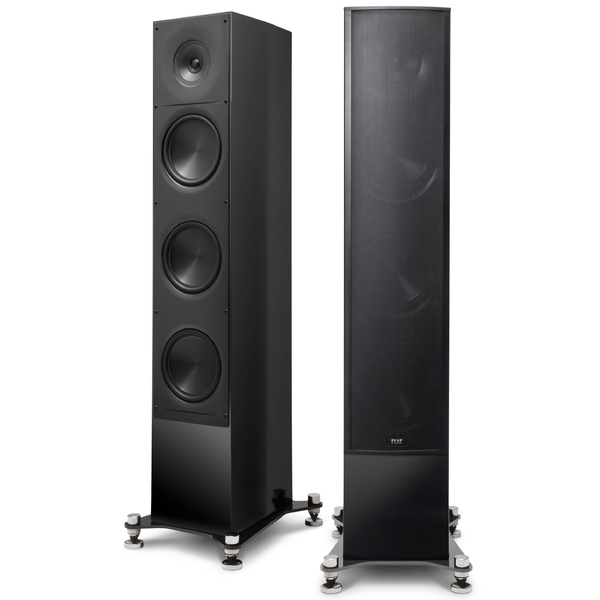 лучшая цена Напольная акустика ELAC Adante AF-61 High Gloss Black