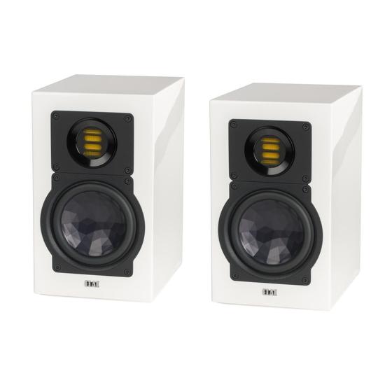 лучшая цена Полочная акустика ELAC BS 243.3 High Gloss White