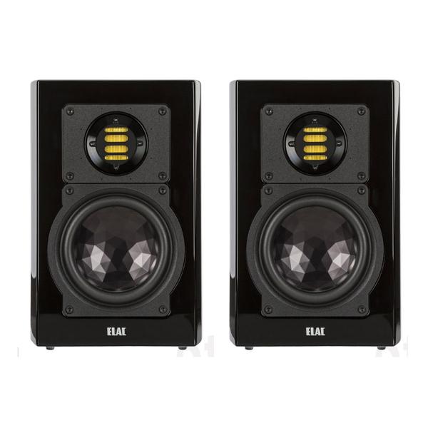 Полочная акустика ELAC BS 263 High Gloss Black активная полочная акустика elac navis arb 51 high gloss black