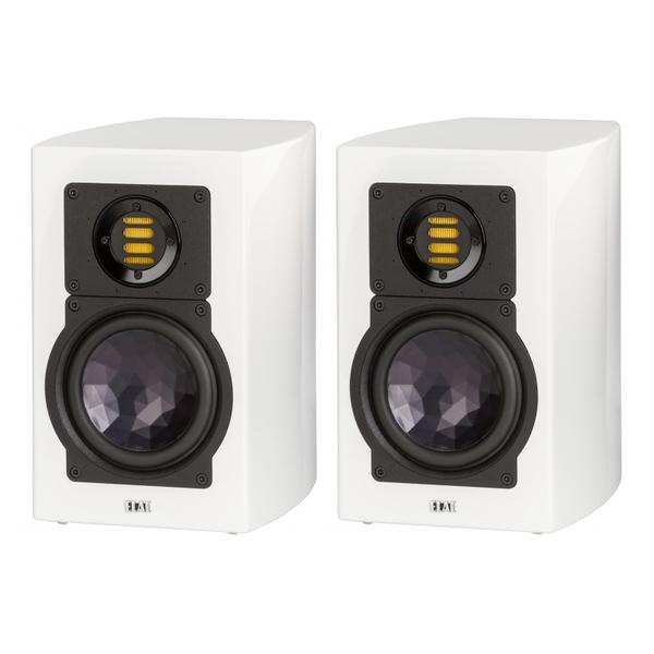 Полочная акустика ELAC BS 263 High Gloss White активная полочная акустика elac navis arb 51 high gloss black