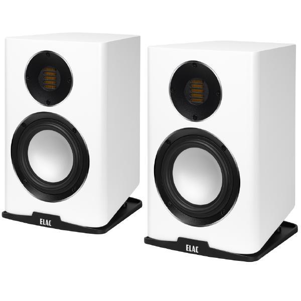 Полочная акустика ELAC Carina BS 243.4 Satin White цена и фото