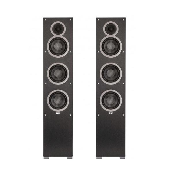 Напольная акустика ELAC Debut F5 Black цена и фото