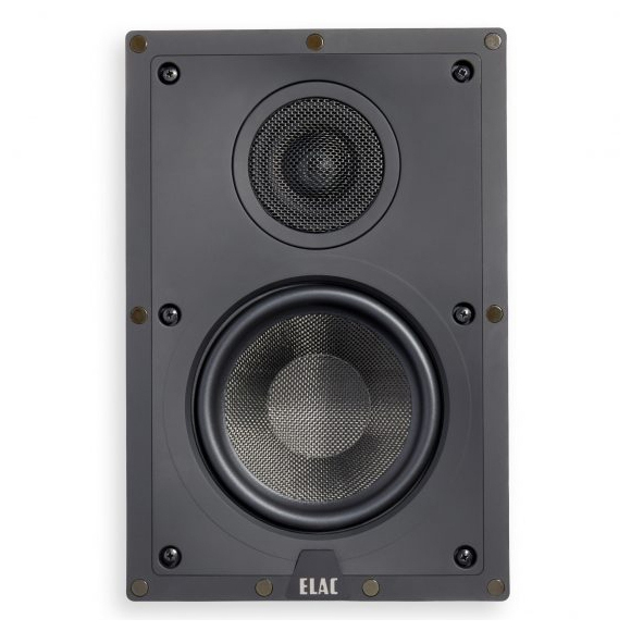 Встраиваемая акустика ELAC Debut IW-D61-W (1 шт.) (уценённый товар)