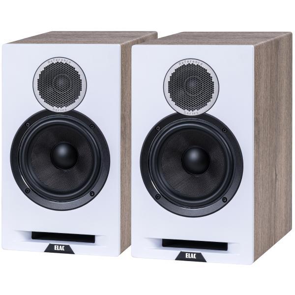 Полочная акустика ELAC Debut Reference DBR62 White Wood