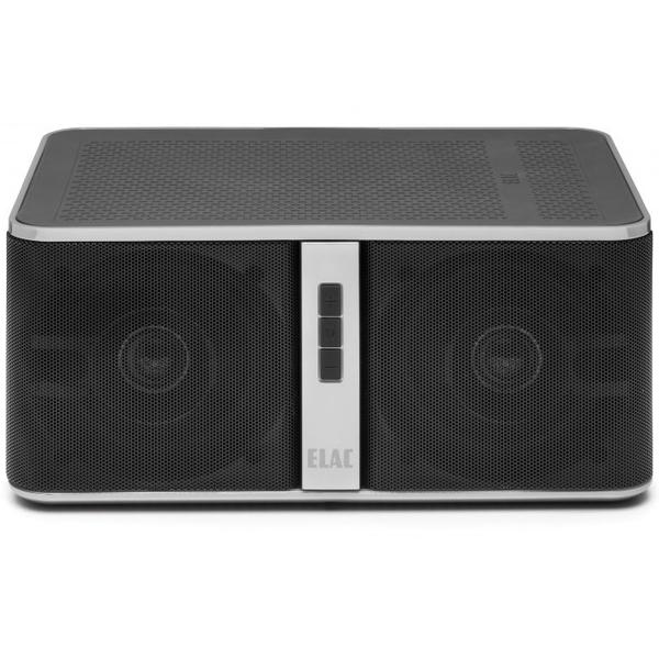 Беспроводная Hi-Fi акустика ELAC Discovery Z3 Black/Silver (уценённый товар)