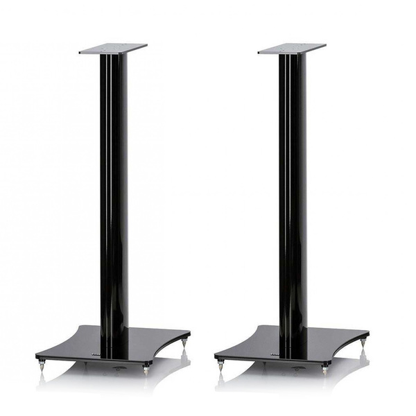 лучшая цена Стойка для акустики ELAC Stand LS 30 High Gloss Black