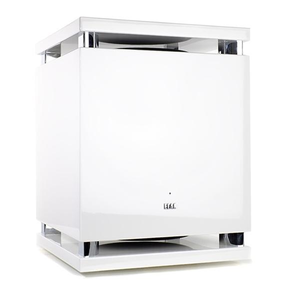 Активный сабвуфер ELAC SUB 2070 High Gloss White цена 2017