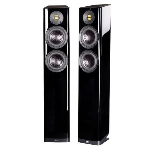 Напольная акустика ELAC Vela FS 407 High Gloss Black (уценённый товар)