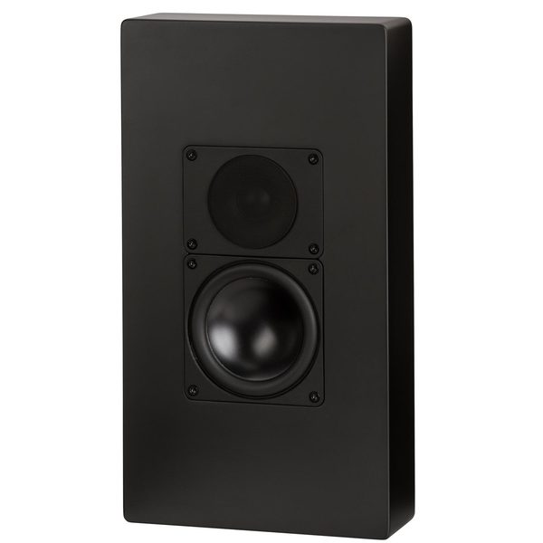 лучшая цена Настенная акустика ELAC WS 1445 Black (1 шт.)