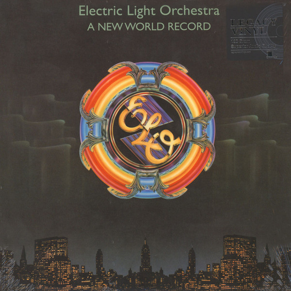 Electric Light Orchestra - A New World Record (2016 Black Vinyl Version) (180 Gr)
