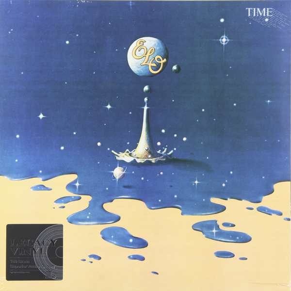 лучшая цена Electric Light Orchestra Electric Light Orchestra - Time (180 Gr)