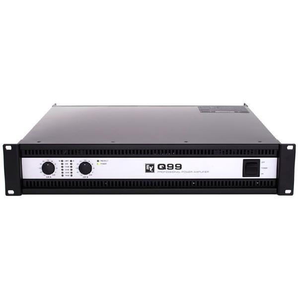 Профессиональный усилитель мощности Electro-Voice Усилитель мощности Q99 усилитель dynavox pkv 800 bl