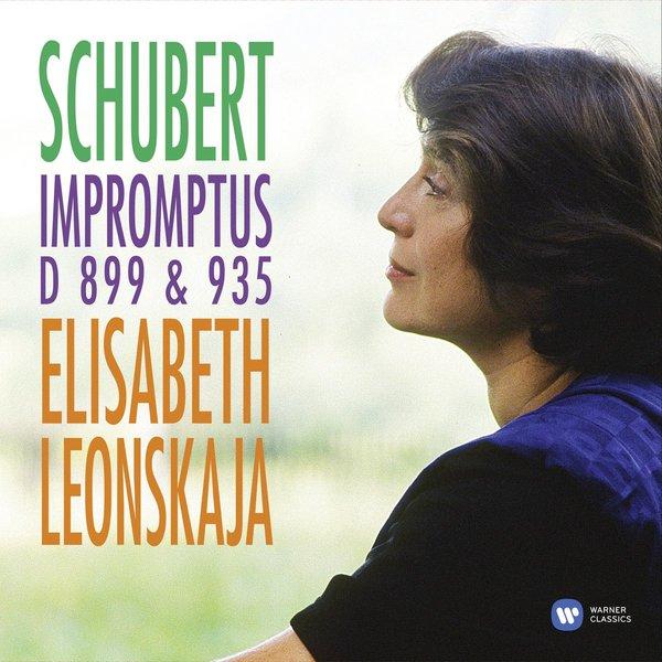 Schubert SchubertElisabeth Leonskaja - : Impromptus (2 Lp, 180 Gr) wilhelm kempff schubert impromptus d 899