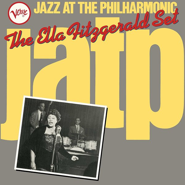 Ella Fitzgerald - Jazz At The Philharmonic: Set (2 LP)