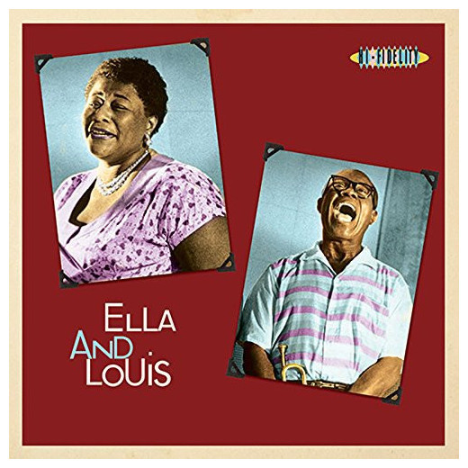 Ella Fitzgerald Louis Armstrong -