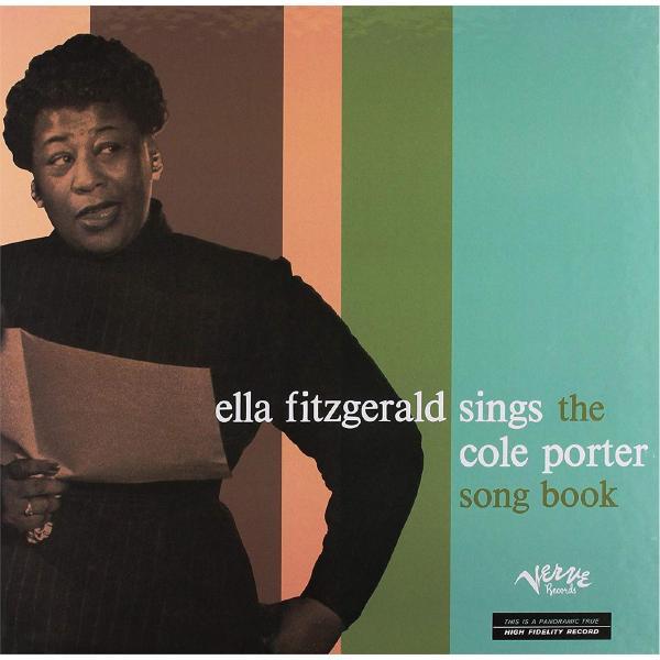 Ella Fitzgerald Ella Fitzgerald - Sings The Cole Porter Songbook (2 LP) cd ella fitzgerald great american songbook