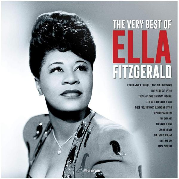 Ella Fitzgerald - The Very Best Of (colour, 180 Gr)