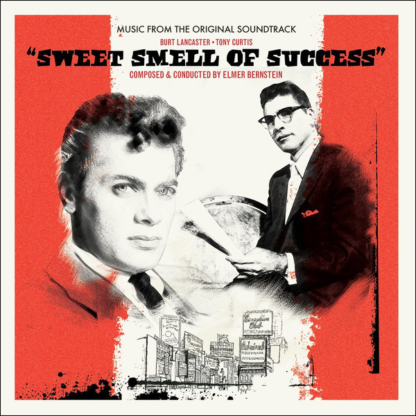 Саундтрек СаундтрекElmer Bernstein - Sweet Smell Of Success