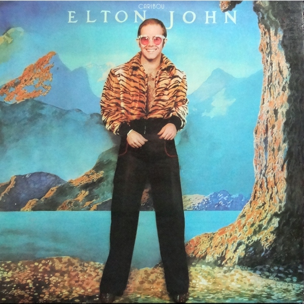 Elton John Elton John - Caribou elton john elton john don t shoot me i m only the piano player