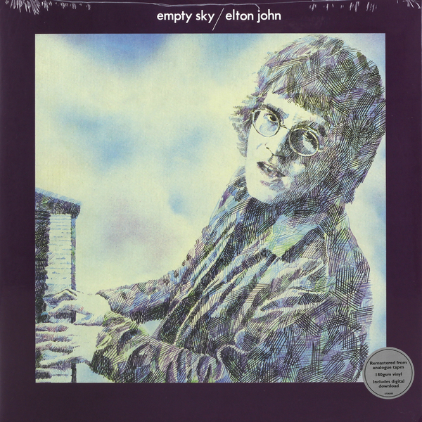 Elton John Elton John - Empty Sky elton john elton john don t shoot me i m only the piano player