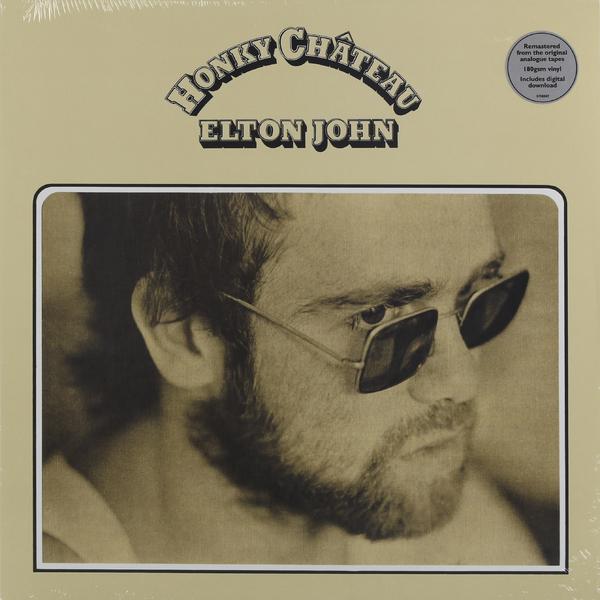 Elton John - Honky Chateau (180 Gr)