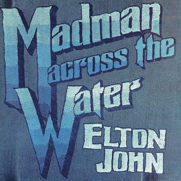Elton John Elton John - Madman Across The Water стоимость