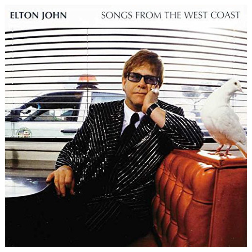 Elton John Elton John - Songs From The Westcoast (2 LP) стоимость