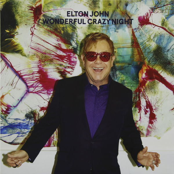 Elton John Elton John - Wonderful Crazy Night стоимость