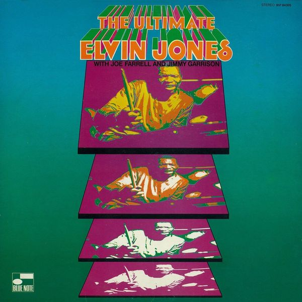 Elvin Jones - The Ultimate