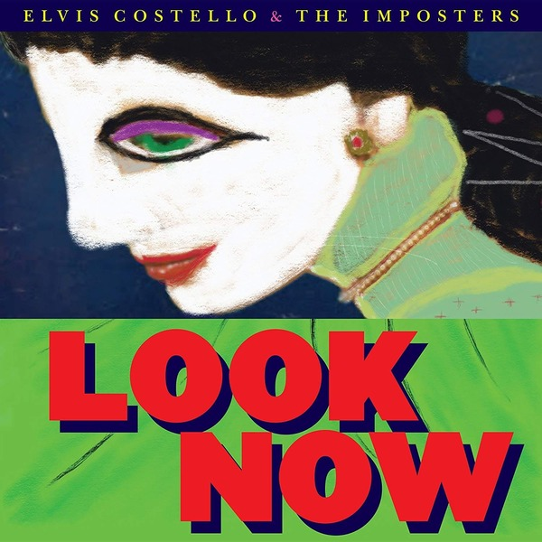 Elvis Costello Elvis Costello - Look Now elvis