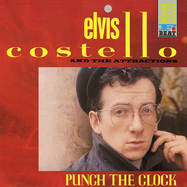 Elvis Costello Elvis Costello - Punch The Clock elvis