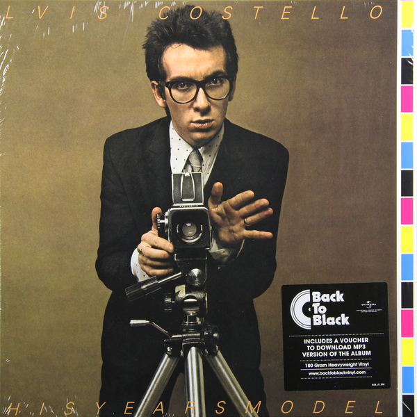 купить Elvis Costello Elvis Costello - This Year's Model по цене 2135 рублей