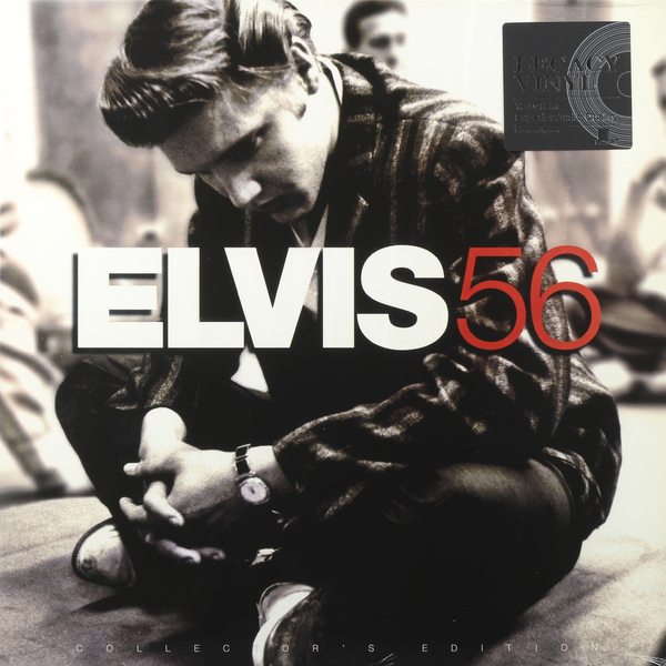 Elvis Presley Presley-elvis 56