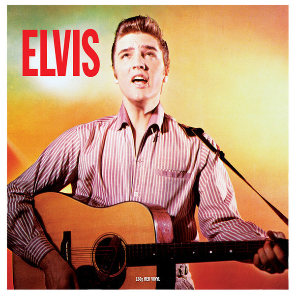 Elvis Presley - (colour)
