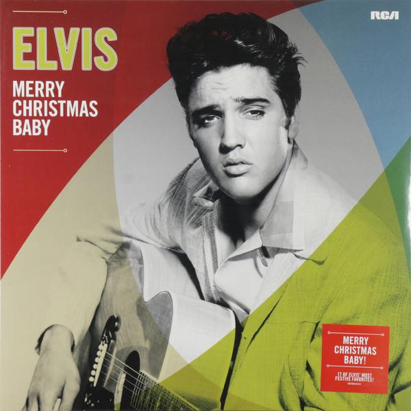 лучшая цена Elvis Presley Elvis Presley - Merry Christmas Baby