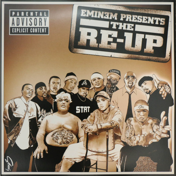 цена на Eminem Eminem - Eminem Presents The Re-up (2 LP)