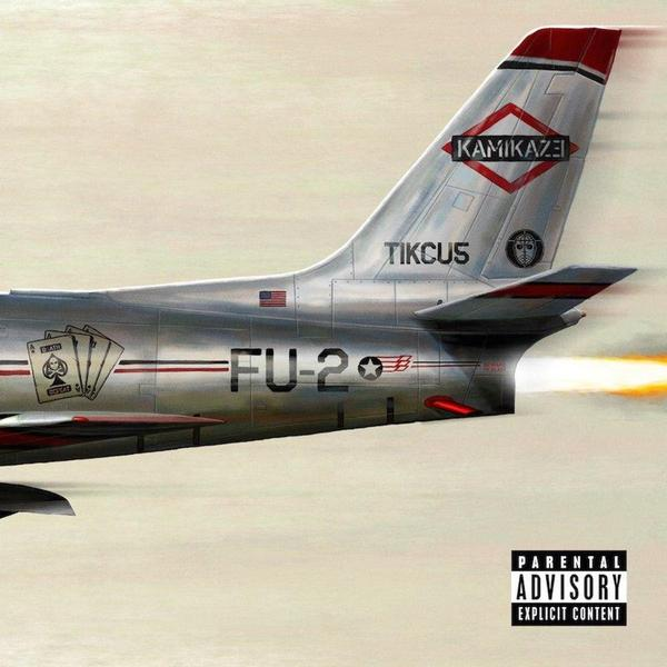 Eminem - Kamikaze (colour)
