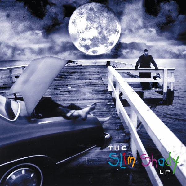 лучшая цена Eminem Eminem - The Slim Shady Lp (3 LP)