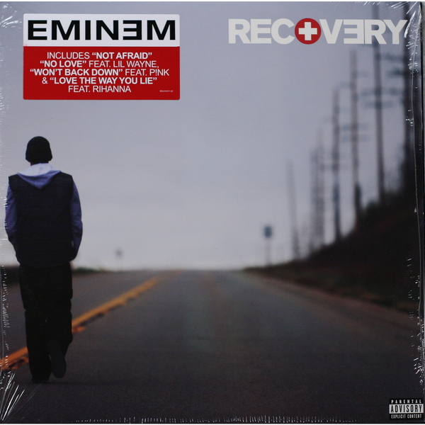 Eminem Eminem - Recovery (2 LP) цены онлайн