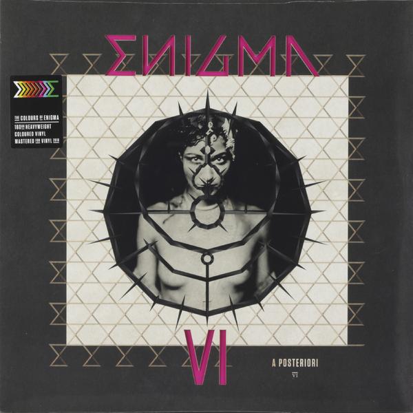 Enigma Enigma - A Posteriori (180 Gr, Colour)