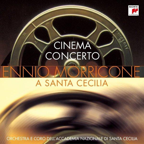 Саундтрек СаундтрекEnnio Morricone - Cinema Concerto (2 LP) цена и фото