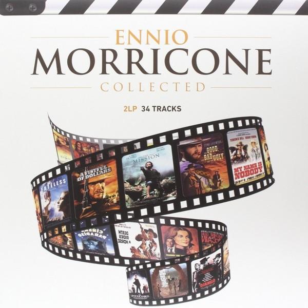 цена на Саундтрек СаундтрекEnnio Morricone - Collected (2 LP)