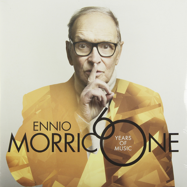 Саундтрек СаундтрекEnnio Morricone - Morricone 60 (2 LP) ennio morricone 4 cd