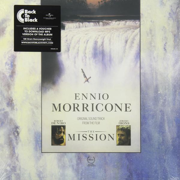 Саундтрек СаундтрекEnnio Morricone - The Mission (180 Gr)