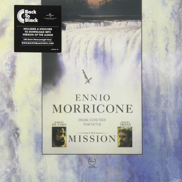цена на Саундтрек СаундтрекEnnio Morricone - The Mission (180 Gr)